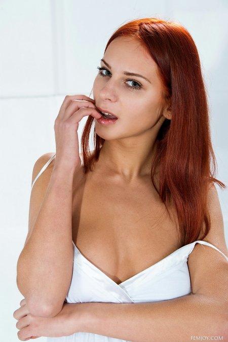 Рыжее чудо – очаровашка Роза, русские рыжие девушки фото