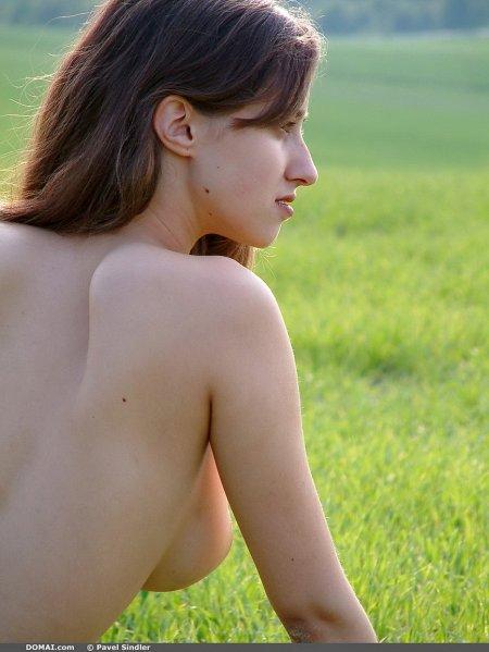 Пышная красотка Сюзанна, большая красивая грудь секс фото